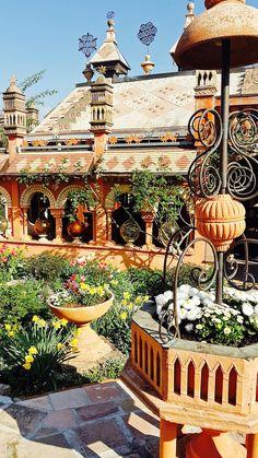 les jardins secrets de Vaulx