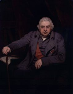 Sir Joseph Banks - the famous naturalist who sailed to Australia with Captain Cook and was the first European to document many Australian animals and birds.