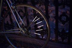 Bike Spoke Reflector by KIKKERLAND
