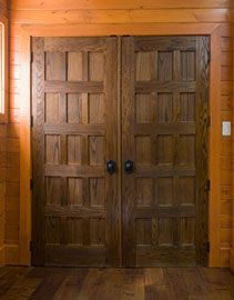 404 Page Not Found - Madawaska Door & Trim Double Entry Doors, Door Entry, Front Doors, Custom Wood Doors, Door Trims, Raised Panel, Red Oak, Tall Cabinet Storage, Solid Wood