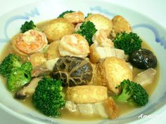 Roast Pork with Tofu 红烧豆腐 | Anncoo Journal - Come for Quick and Easy Recipes