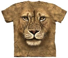If you LOVE Lions then this VERY UNIQUE shirt is perfect for you! Show the world…