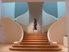 Stairway at the Musee des Beaux Arts   Flickr - Photo Sharing!