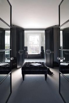 25 Luxury Closets for the Master Bedroom | See more at www.bocadolobo.com