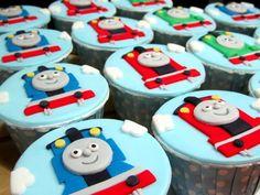 "Photo 1 of 27: Train / Birthday ""Ezra's Thomas the Tank Engine birthday party"" | Catch My Party"