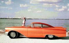 1950's Oldsmbile Cuttlas prototype