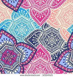 Find Seamless Pattern Vintage Decorative Elements Hand stock images in HD and millions of other royalty-free stock photos, illustrations and vectors in the Shutterstock collection. Oriental Pattern, Cute Backgrounds, Psychedelic Art, Paper Design, Pattern Paper, Vintage Patterns, Abstract Pattern, Floral, Printing On Fabric