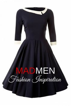 Mad Men Outfits That Inspire Me To Return to the 60's |