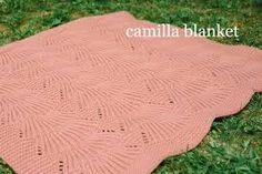 Camilla blanket - Madder - Anthology 2