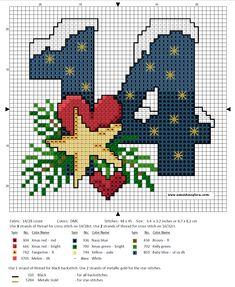 gráficos ponto cruz natal Archives - Página 6 de 10 - A Minha Esfera