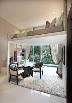 För att kunna utnyttja ett litet rum till max krävs det mer planering än ett rum med generösa möjligheter. Här är några smarta lösningar som du kanske inte har tänkt på.