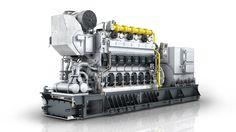 MAN Motor, 3D Visualisierung, Produktvisualisierung, 3D Rendering
