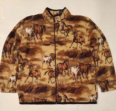 453ab5a74024 Kids Plush Comfortable Beige Horse Fleece PJ s Winter Warm Pajamas ...
