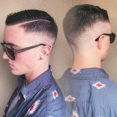 Hair by Mikey @mikeyxjunior (Crafter 2): Skin fade. Styled with Kevin.Murphy Super.Goo.