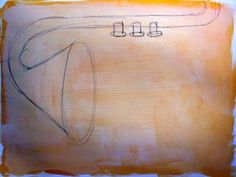 Art Journal Writing Exercise: Poetic Trumpets on http://www.createmixedmedia.com
