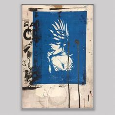 "Saatchi Art Artist Steve Smythe; Painting, ""Running High (002)"" #art"