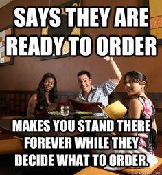 Yep! #serverlife