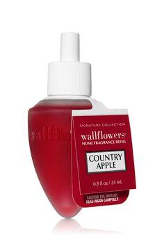 Country Apple Single Wallflowers® Refill - Slatkin & Co. - Bath & Body Works