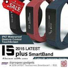 Selling  2016 LATEST Touchscreen Smartband I5 PLUS  Touchscreen/Gesture Control Caller ID/Message Display Direct USB Charge Lightweight Large Screen Multi-functional Fitness Sleep Tracker for $32. Chat with me on Carousell to get it! Download the free app now by tapping the link on @thecarousell have fun! #carousell #carousellSG #sgflea #sgselling #sginstashop #lookingforsg #sgfleamarket #blogshopsg #sgsales #sgfashion #igsg #progeargadgets #Singapore #fitbit #i5plus #smartband