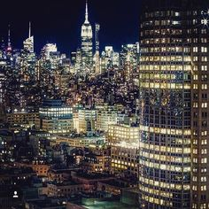 I love New York city at night. We find a lot of inspiration in the city.  Check out our handcrafted industrial style lighting! @ urbanindustrialcraft.etsy.com  #interiordesign #edison #tbt #light #lamp #industrial #handmade #etsy #picoftheday #cool #homedecor #urban #newyork #SanFrancisco #sandiego #northpark #vintage #edisonlamp #nyc #paris #loft #dallas #love #Chicago #Miami #beautiful #unique #bronx #cute by urbanindustrialcraft