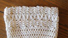 Free Waves and Seashells Boot Cuff Pattern - ELK Studio - Handcrafted Crochet Designs Crochet Boots, Crochet Gloves, Knit Or Crochet, Crochet Scarves, Free Crochet, Crochet Slippers, Crochet Headbands, Knit Headband, Irish Crochet