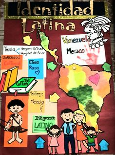 Identidad Latinoamericana México Venezuela  Mauricio Romero Maria Peña ✂✏