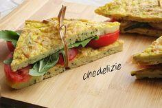 Sandwich di frittata