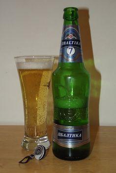 Russia Baltika Beer