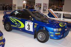 Subaru Impreza STi-Richard Burns & Robert Reid