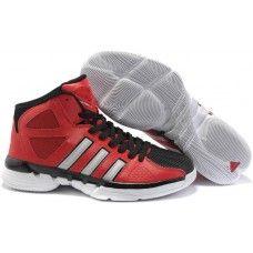 timeless design e54d2 76500 Adidas Pro Model Zero basketball red black shoes for sale