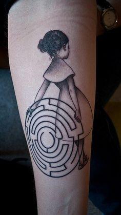 Girl & art!