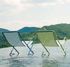 Chaise Longue - Chaise Longue - Bahama Emu | Mobilier D'extérieur