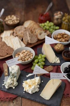 Dinner Party Basics: How to Make a Sophisticated Cheese Platter by crystalc