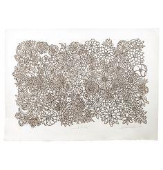 "Nicole Didusch ""Desert Flora"" Print | United By Blue"