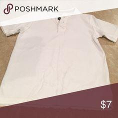 White Shirt White Shirt Cherokee Shirts & Tops