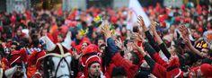 Battaglia delle arance « Storico Carnevale di Ivrea