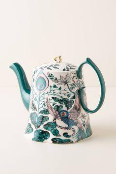 Anthropologie Emma J Shipley Maisie Teekanne, Isle Of Man, Royal College Of Art, Aspinal Of London, Star Wars Collection, Highlands, Tea Party, Stoneware, Tea Cups, Swarovski