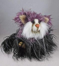 Heather the cat By Bears of Bath - Bear Pile
