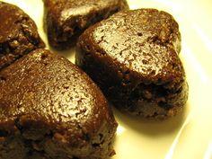Ginger Lemon Girl: Chocolate Brownie Bites (Gluten Free, Vegan...)