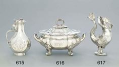 A Victorian silver claret-jug Charles Fox, Toledo Museum Of Art, Gold View, Acanthus, Victoria And Albert Museum, Two By Two, Victorian, Cover