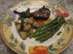I made this dish as a modification on Deitys Easy Mint Chops with the help of Jewelies from the Australia/New Zealand Forum. I would use 1/4 cup water if using the mint sauce or 1/2 cup water if using the mint jelly.