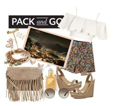 """Jet Set : Rio ♥"" by passion-girlz ❤ liked on Polyvore featuring Topshop, Chicnova Fashion, BCBGMAXAZRIA, Tom Ford, Accessorize, Prada, FOSSIL, Amanda Rose Collection, Eddie Borgo and Lizzy James"
