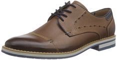 Fretz Men Andrew, Derby Homme - Marron - Braun (82 Cavallo), 40: Amazon.fr: Chaussures et Sacs