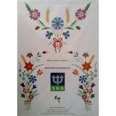 Wzory Haftu Kociewskiego - Księgarnia Kaszubska //  Kashubian embroidery patterns