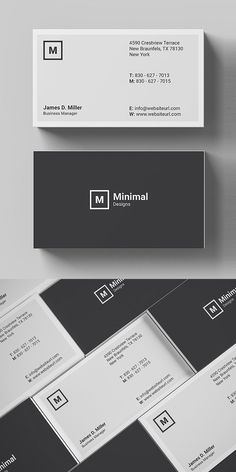 Simple and Clean Business Card Templates Print Design) : Minimal Business Card Cleaning Business Cards, Free Business Cards, Company Business Cards, Business Cards Layout, Professional Business Card Design, Modern Business Cards, Design Logo, Web Design, Creative Design
