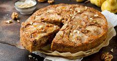 Birnenkuchen mit karamellisierten Nüssen – Delicious dishes around my kitchen Bolo Diet, French Tart, Poppy Cake, Good Food, Yummy Food, Delicious Dishes, Healthy Salad Recipes, Kefir, Something Sweet