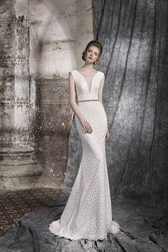 Bridal Gowns, Wedding Dresses, Selling Online, Bridal Boutique, Dream Dress, Sheath Dress, Marie, V Neck, Elegant