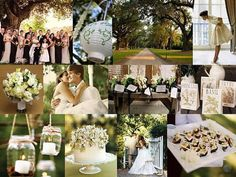 Green and white wedding inspiration from SUSANAevents - click to see more from SUSANAevents on the Wedding Heart website: http://www.weddingheart.co.uk/http--wwwsusanaeventscom-.html