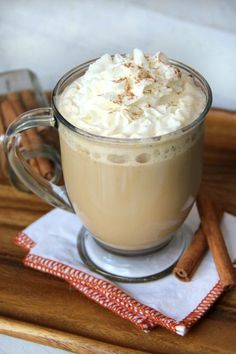 Slow Cooker Pumpkin- Spice Latte #recipe Coffee drinks, coffee lover, coffee recipes