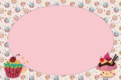 Resultado de imagen para fondos de cupcake